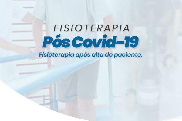 Fisioterapia após a alta do paciente com Covid-19
